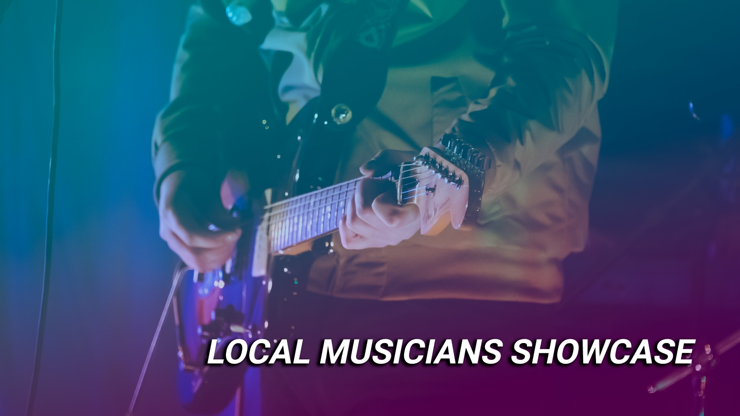 Kingston Happenings Local Music Showcase