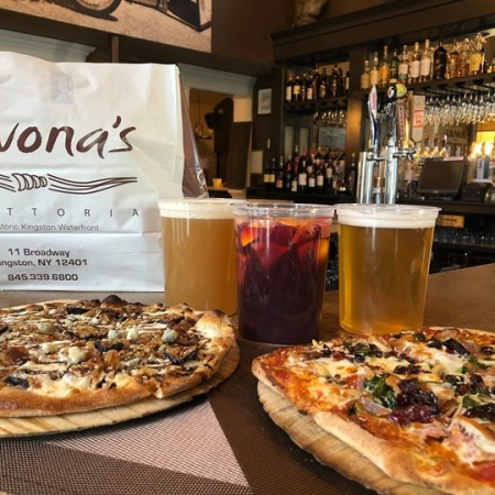 Savona's Wood-fired Pizza and Beer Thursdays