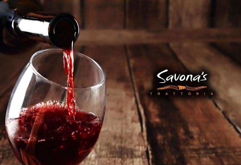 Savona's Wine Lover's Wednesday