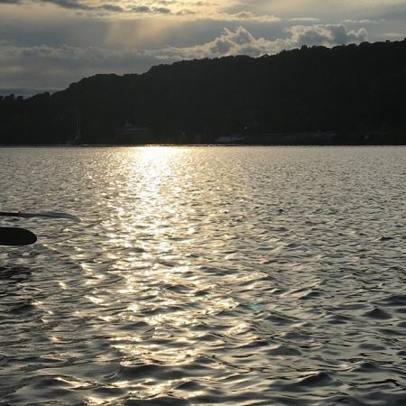 Friday Night Sunset Paddle
