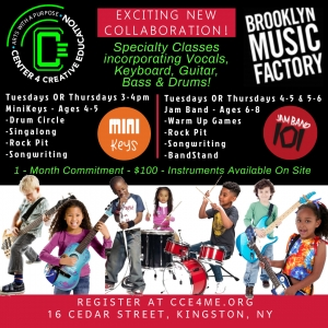 Brooklyn Music Factory at CCE
