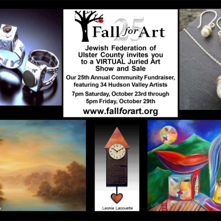 Fall for Art's 25th Annual Silver Anniversary Juried Art Show, Sale & Community Fundraiser